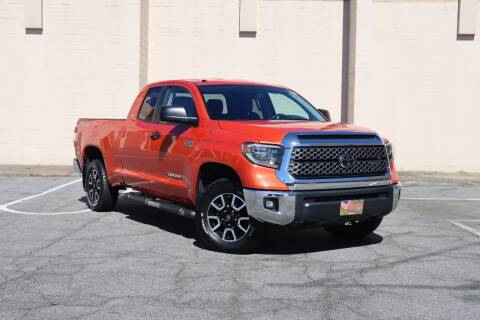 2018 Toyota Tundra for sale at El Compadre Trucks in Doraville GA