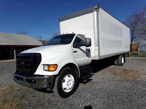 2012 Ford F-750 Super Duty for sale at Mountain Truck Center in Medley WV