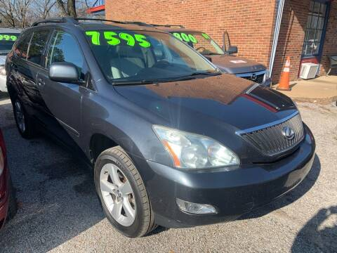 2004 Lexus RX 330 for sale at Super Wheels-N-Deals in Memphis TN