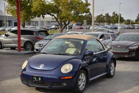 2008 Volkswagen Beetle Convertible for sale at Motor Car Concepts II - Colonial Location in Orlando FL