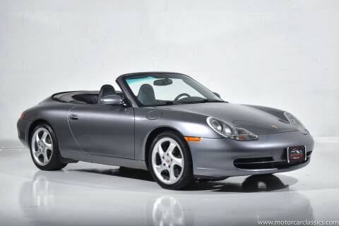 2001 Porsche 911 Carrera for sale at Motorcar Classics in Farmingdale NY