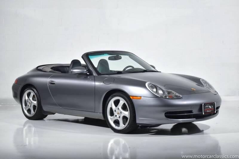 2001 Porsche 911 Carrera for sale at Motorcar Classics in Farmingdale NY