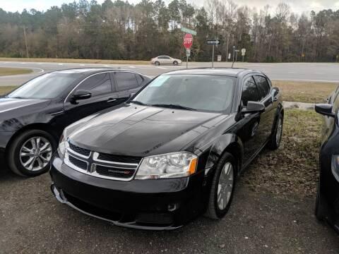2014 Dodge Avenger for sale at Ebert Auto Sales in Valdosta GA