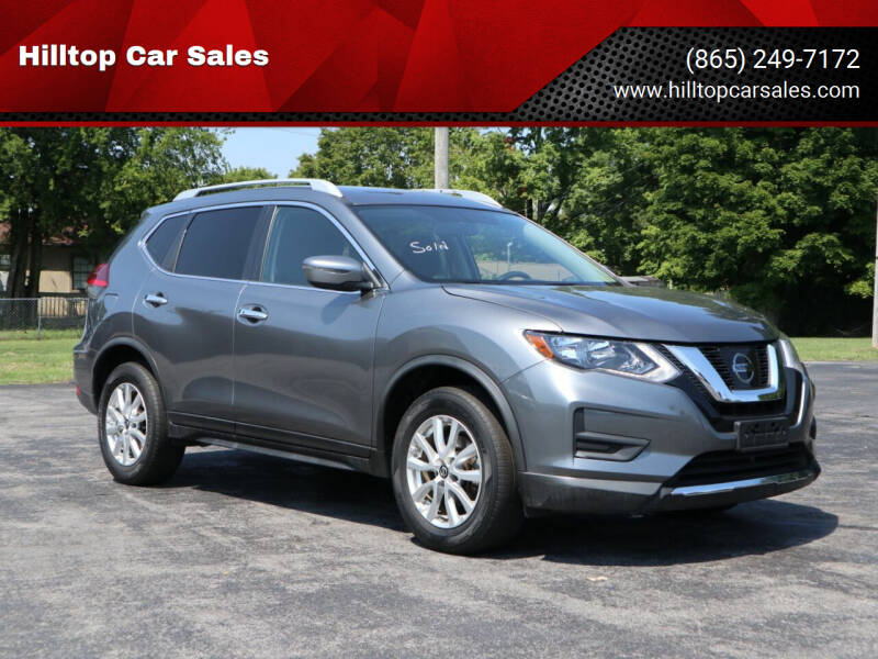 2017 Nissan Rogue for sale at Hilltop Car Sales in Knox TN