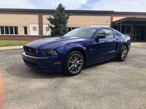 2014 Ford Mustang for sale at The Car Mart in Milford IN