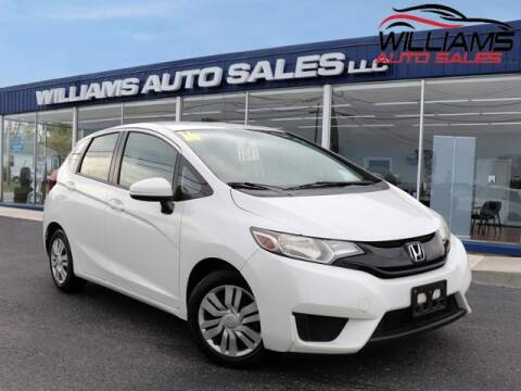 2016 Honda Fit for sale at Williams Auto Sales, LLC in Cookeville TN