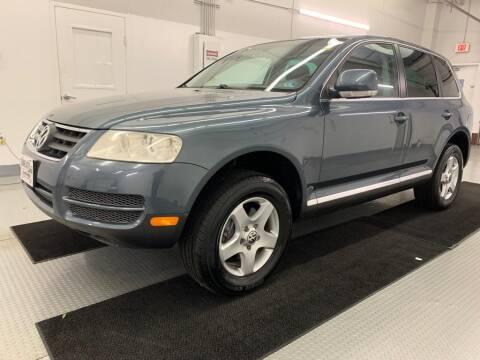 2006 Volkswagen Touareg for sale at TOWNE AUTO BROKERS in Virginia Beach VA