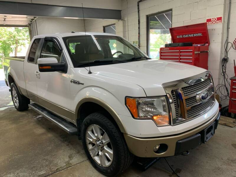 2011 Ford F-150 for sale at QUINN'S AUTOMOTIVE in Leominster MA