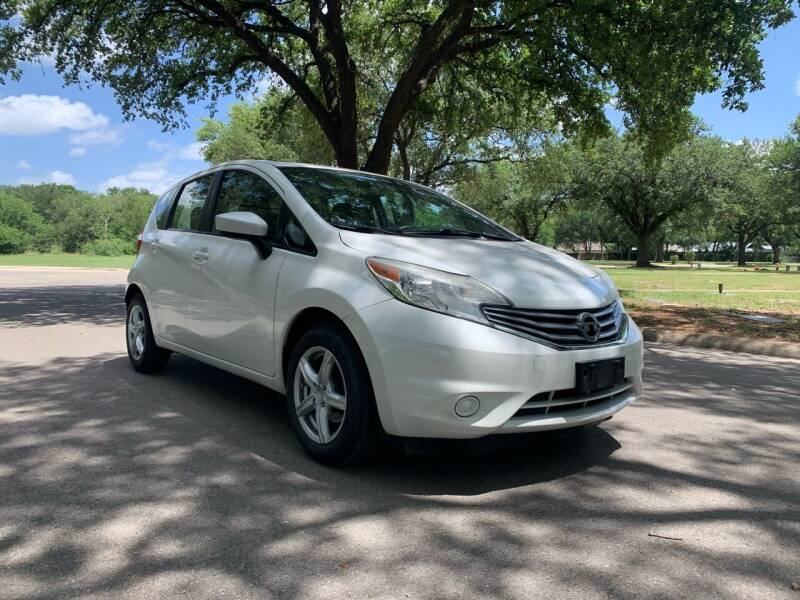 2015 Nissan Versa Note for sale at 210 Auto Center in San Antonio TX