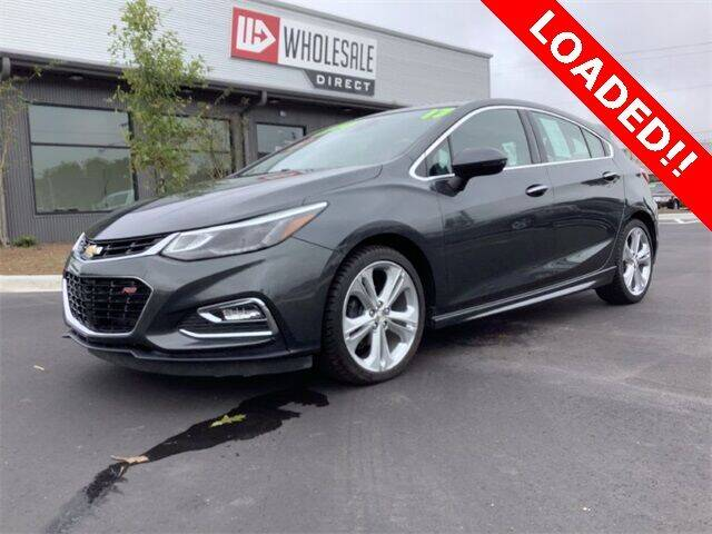 2017 Chevrolet Cruze for sale at Wholesale Direct in Wilmington NC