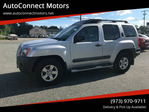 2012 Nissan Xterra for sale at AutoConnect Motors in Kenvil NJ