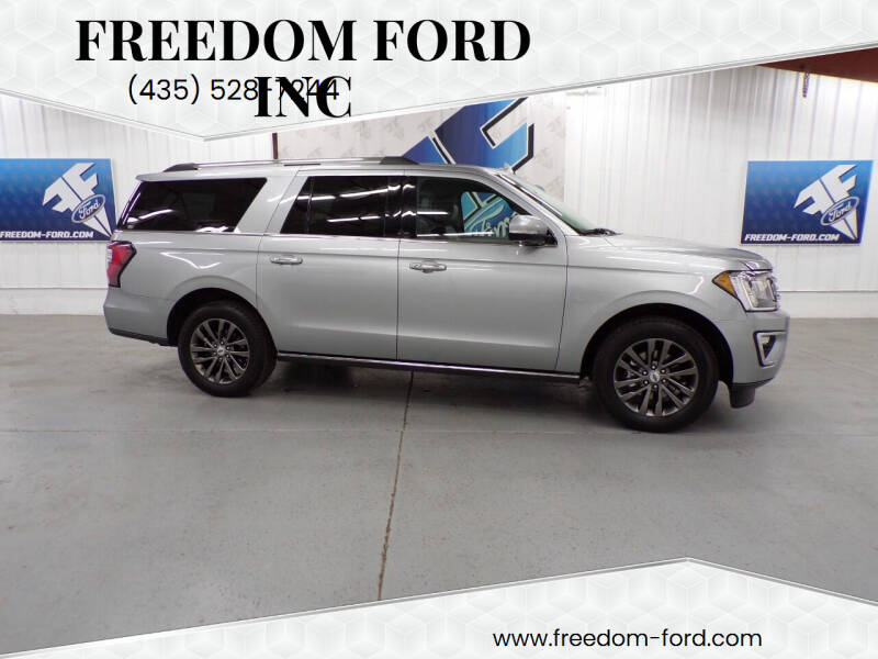 2020 Ford Expedition MAX for sale in Gunnison, UT
