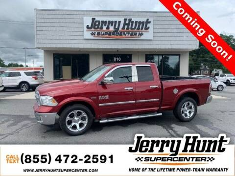 2014 RAM Ram Pickup 1500 for sale at Jerry Hunt Supercenter in Lexington NC