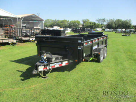 2022 Load Trail Dump DT8316072SS for sale at Rondo Truck & Trailer in Sycamore IL