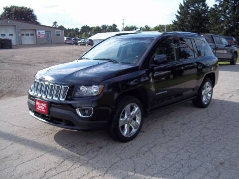 2015 Jeep Compass for sale at SHULLSBURG AUTO in Shullsburg WI