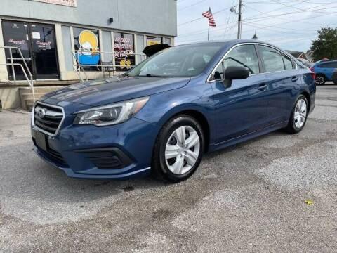 2019 Subaru Legacy for sale at Bagwell Motors in Lowell AR