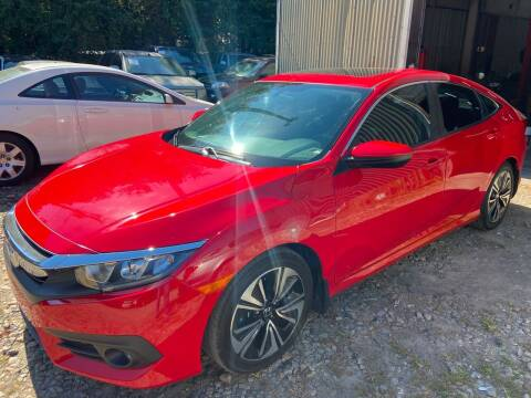 2016 Honda Civic for sale at Noel Motors LLC in Griffin GA