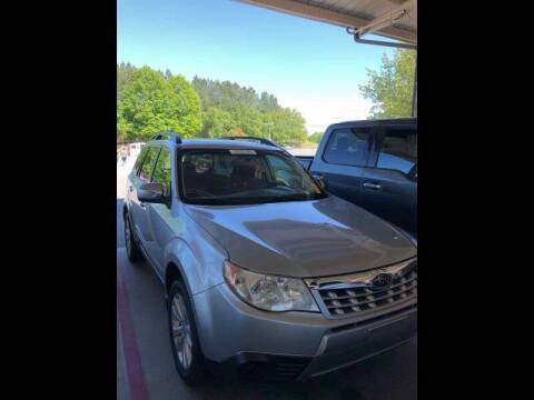 2012 Subaru Forester for sale at Auto Solutions in Maryville TN