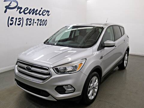 2017 Ford Escape for sale at Premier Automotive Group in Milford OH