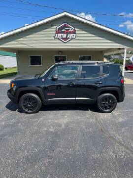 2018 Jeep Renegade for sale at Austin Auto in Coldwater MI