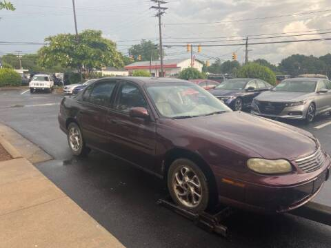 1999 Chevrolet Malibu for sale at Adams Auto Group Inc. in Charlotte NC