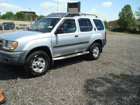 2000 Nissan Xterra for sale at Branch Avenue Auto Auction in Clinton MD