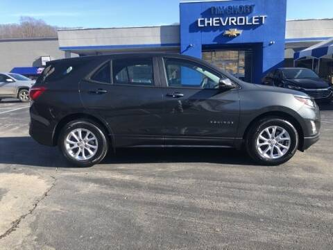 2021 Chevrolet Equinox for sale at Tim Short Auto Mall in Corbin KY