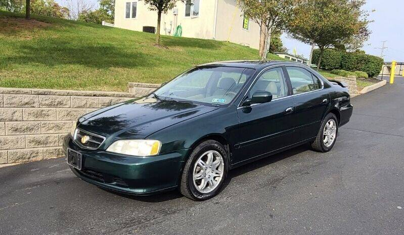 2000 Acura TL 3.2 4dr Sedan - Willow Grove PA