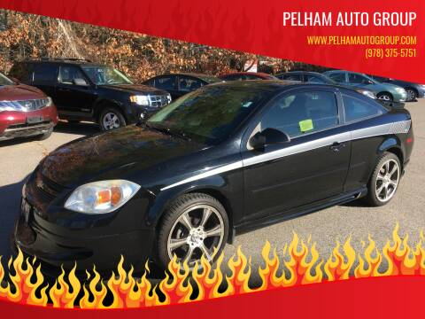 2005 Chevrolet Cobalt for sale at Pelham Auto Group in Pelham NH