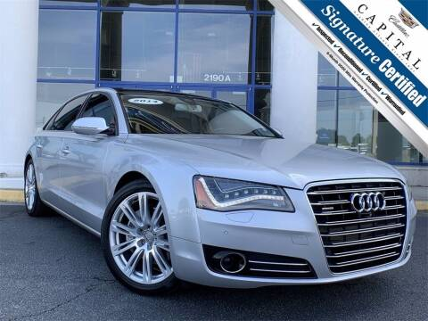 2014 Audi A8 L for sale at Southern Auto Solutions - Capital Cadillac in Marietta GA
