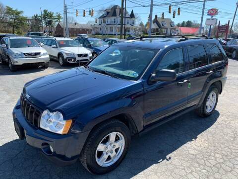 2005 Jeep Grand Cherokee for sale at Masic Motors, Inc. in Harrisburg PA