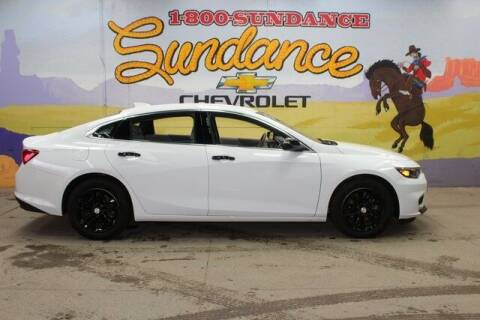 2018 Chevrolet Malibu for sale at Sundance Chevrolet in Grand Ledge MI
