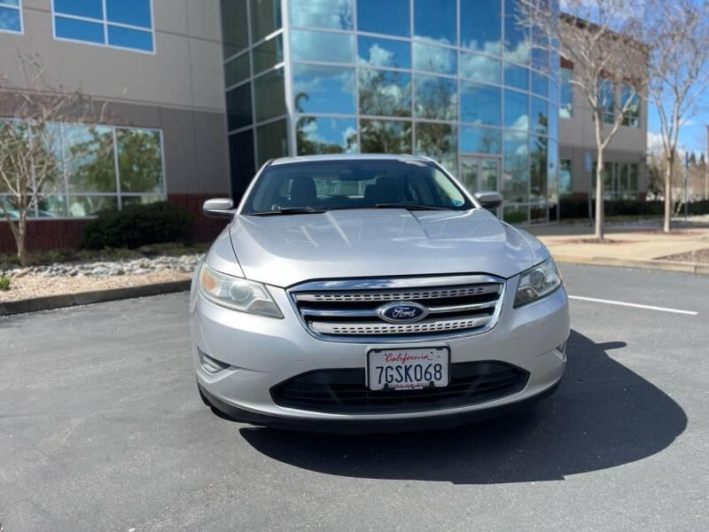 2011 Ford Taurus for sale at TREE CITY AUTO in Rancho Cordova CA