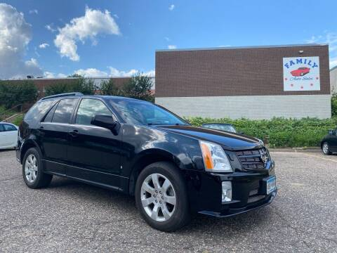 2007 Cadillac SRX for sale at Family Auto Sales in Maplewood MN