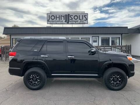 2011 Toyota 4Runner for sale at John Solis Automotive Village in Idaho Falls ID