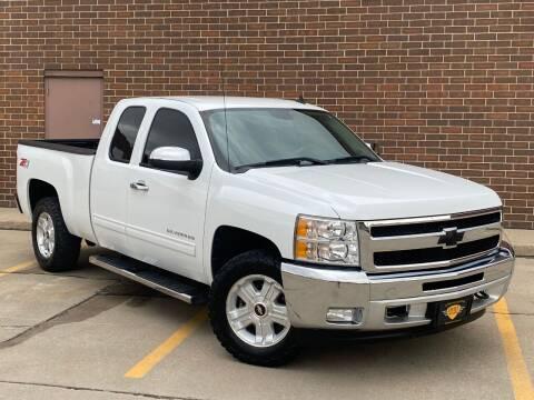 2013 Chevrolet Silverado 1500 for sale at Effect Auto Center in Omaha NE