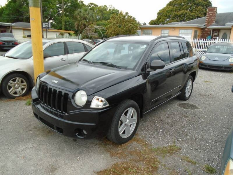 2008 Jeep Compass for sale at Bargain Auto Mart Inc. in Kenneth City FL