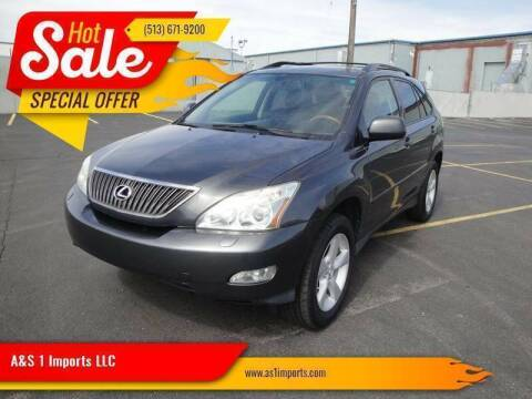 2004 Lexus RX 330 for sale at A&S 1 Imports LLC in Cincinnati OH