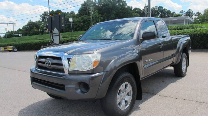 2010 Toyota Tacoma for sale at Best Import Auto Sales Inc. in Raleigh NC