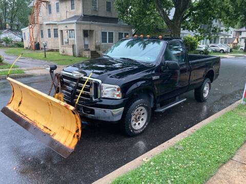 2006 Ford F-250 Super Duty for sale at Michaels Used Cars Inc. in East Lansdowne PA