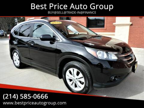 2014 Honda CR-V for sale at Best Price Auto Group in Mckinney TX