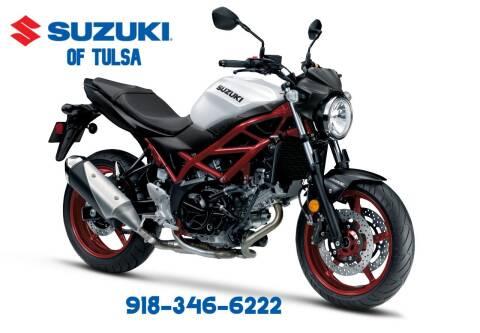 2021 Suzuki SV650AM1 for sale at Suzuki of Tulsa in Tulsa OK