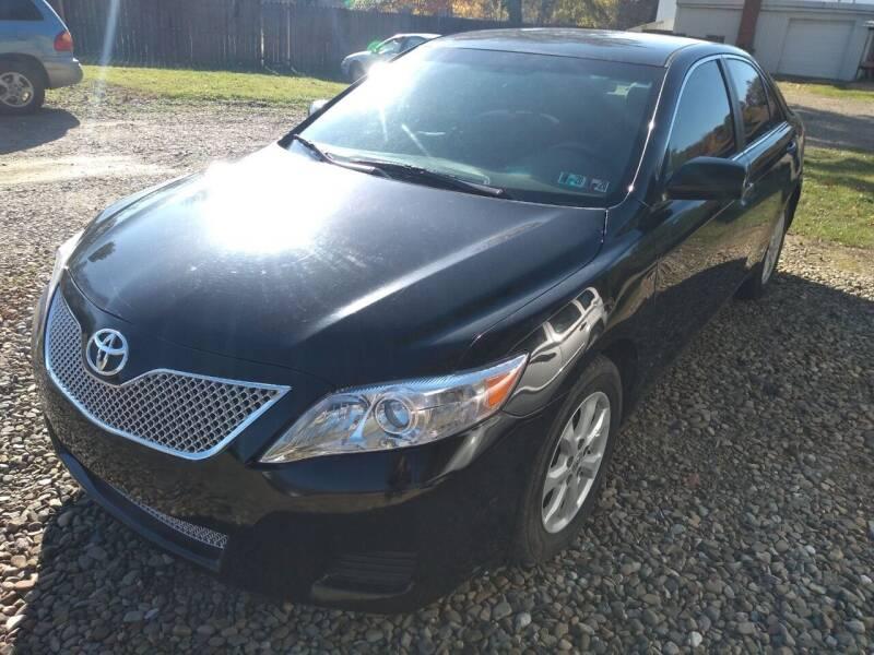 2011 Toyota Camry for sale at Seneca Motors, Inc. (Seneca PA) in Seneca PA