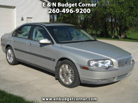 2001 Volvo S80 for sale at Budget Corner in Fort Wayne IN