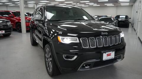 2017 Jeep Grand Cherokee for sale at SZ Motorcars in Woodbury NY