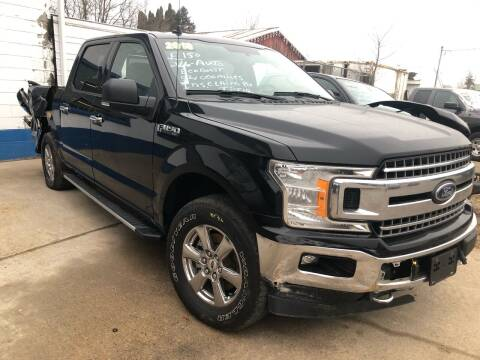 2018 Ford F-150 for sale at Don's Sport Cars in Hortonville WI