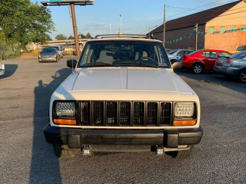 1997 Jeep Cherokee for sale at YASSE'S AUTO SALES in Steelton PA