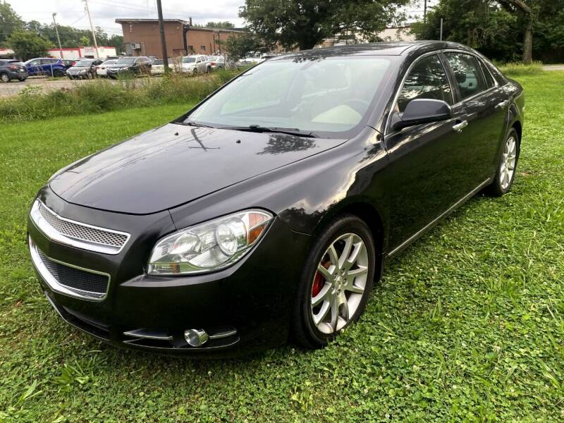 2010 Chevrolet Malibu for sale at Cleveland Avenue Autoworks in Columbus OH