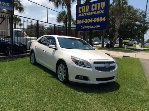 2013 Chevrolet Malibu for sale at Car City Autoplex in Metairie LA