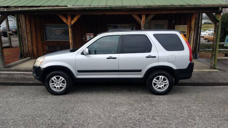 2004 Honda CR-V for sale at Hobson Performance Cars in East Bend NC